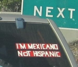 Spotted on a car window in L.A., February 2011
