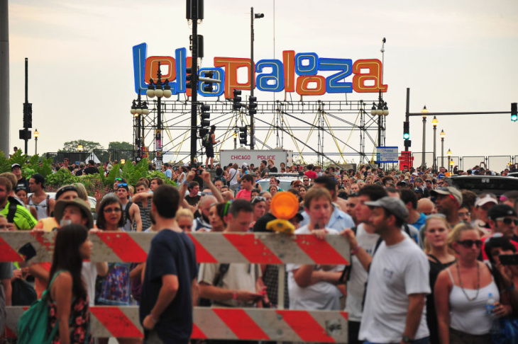 2012 Lollapalooza - Day 2