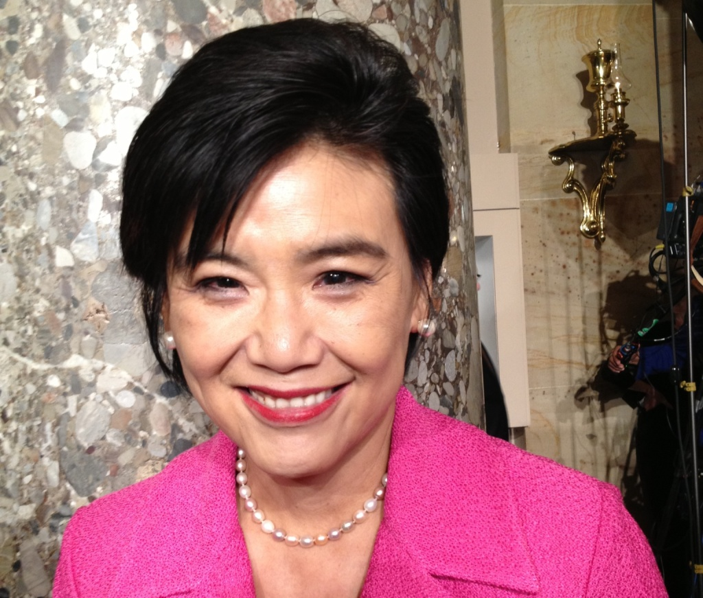 File photo of Congresswoman Judy Chu (D-El Monte).