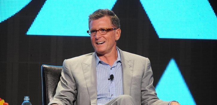 Kevin Reilly during a Fox appearance in front of the Television Critics Association at the Beverly Hilton in Beverly Hills.