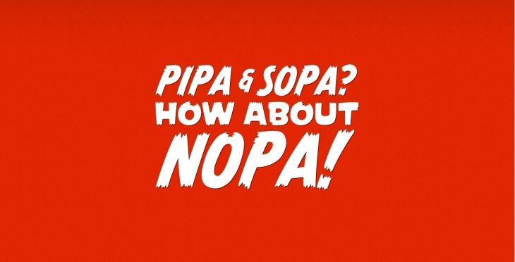 SOPA/PIPA Protest, Minecraft