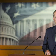Speaker Boehner Holds His Weekly News Conference