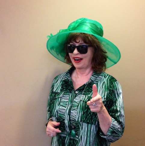 Patt Morrison thinks everyone looks better in shades, do you agree?