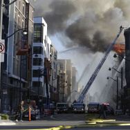 San Francisco Fire