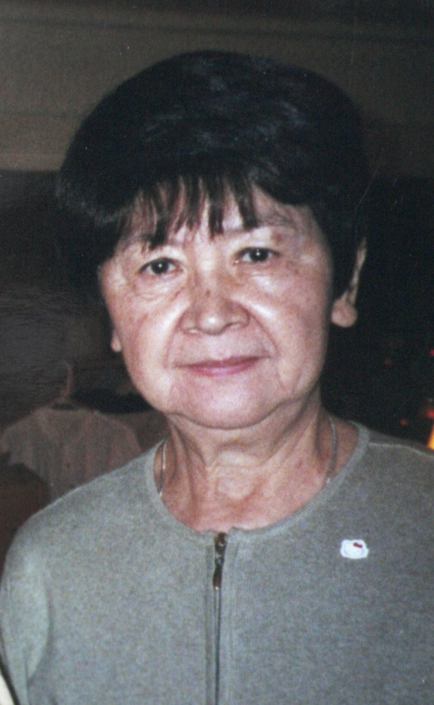 Betty Sugiyama, 84, died Sunday Nov. 14, 2010 when she was pushed onto train tracks by a homeless woman.