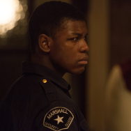 "John Boyega stars in Kathryn Bigelow's historical drama ""Detroit."""