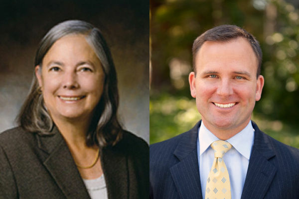 State Sen. Fran Pavley is facing a tough reelection against Republican challenger Todd Zink.