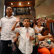 50 Los Angeles-Area Children Sworn In As U.S. Citizens