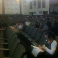 hamilton high auditorium