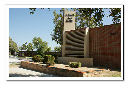 La Puente High School