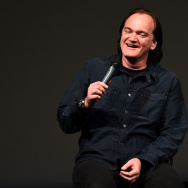 "Director Quentin Tarantino speaks at the ""Reservoir Dogs"" 25th Anniversary Screening during the 2017 Sundance Film Festival at Eccles Center Theatre on January 27, 2017 in Park City, Utah."