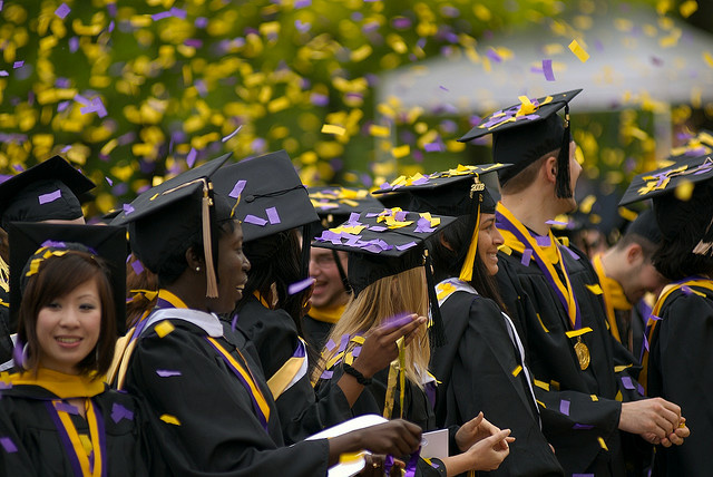 In California, there were 7.73 million college graduates in 2011, compared with 7.43 million in 2007.