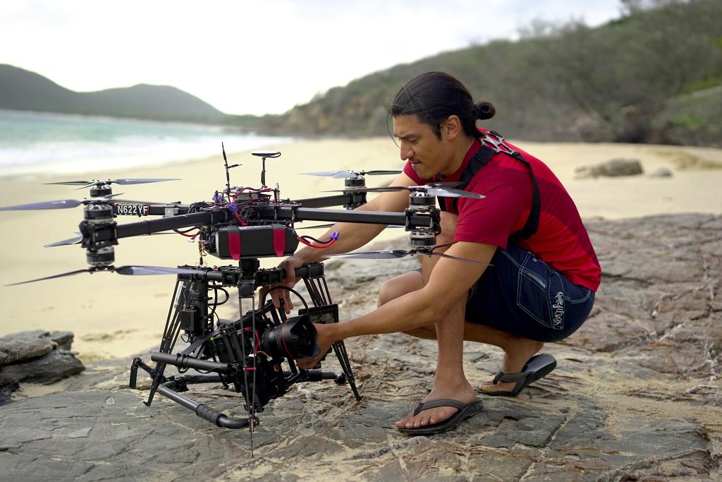 'Chasing Coral' director Jeff Orlowski.