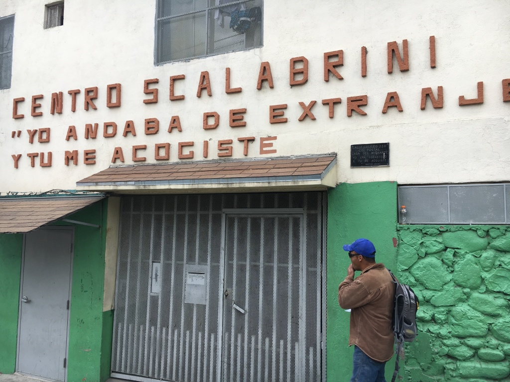 The Casa del Migrante in Tijuana has modified its services to respond to more deportees from Southern California in recent years.