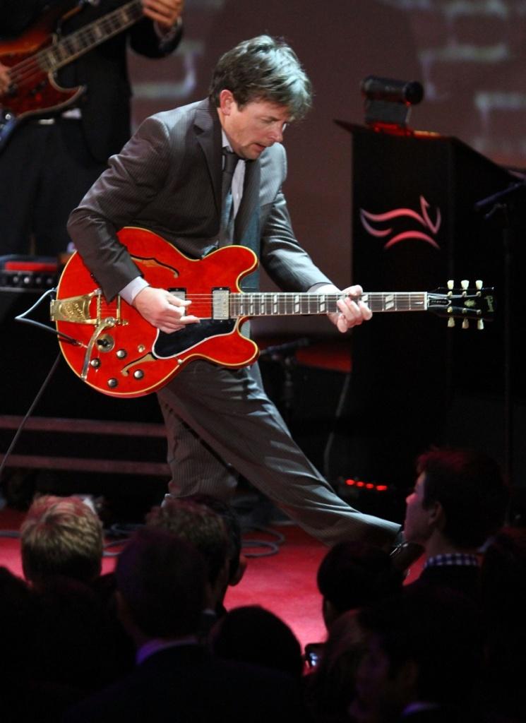 Johnny b goode guitar
