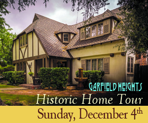 10th Garfield Heights Historic Home Tour