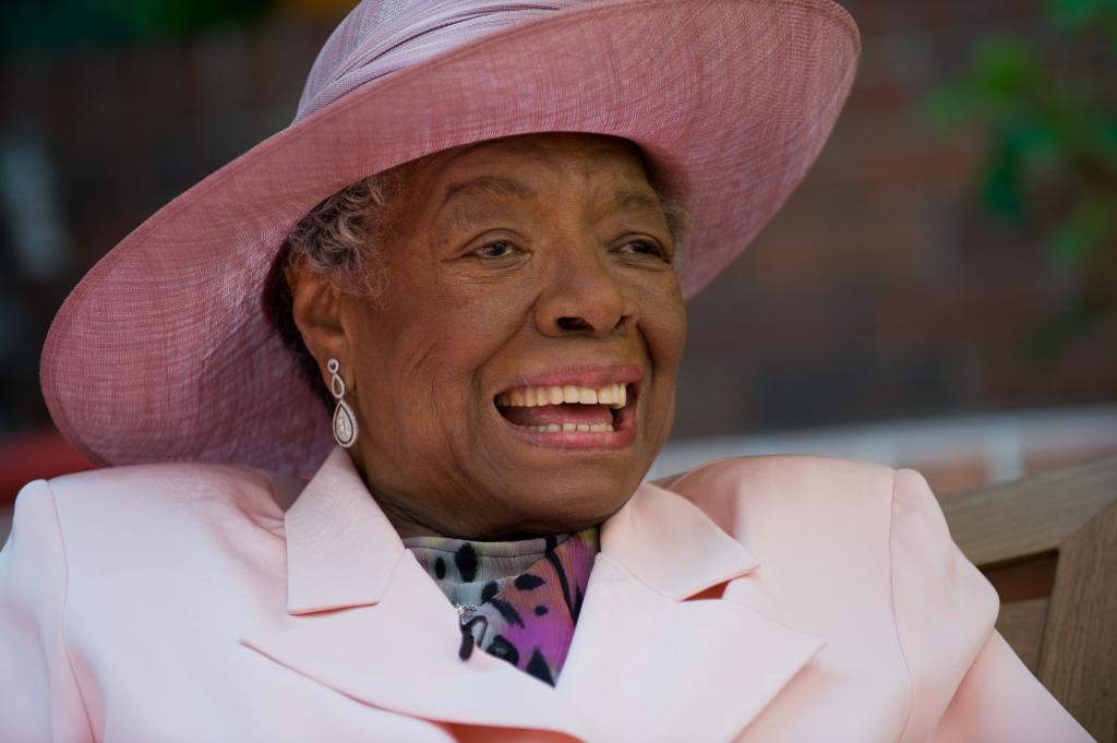 Poet Dr. Maya Angelou celebrates her 82nd birthday with friends and family at her home on May 20, 2010 in Winston-Salem, North Carolina.