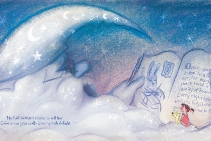 Cover of Claire Keane's children's book,