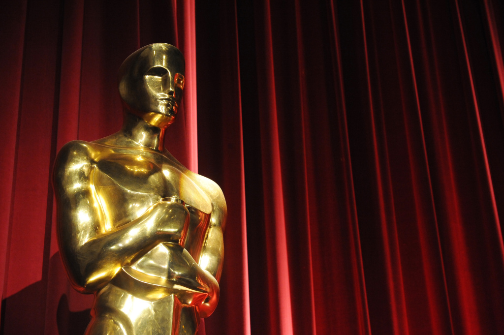 An Oscars statue is seen before the start of the 83rd Annual Academy Awards Nominations Announcement January 25, 2011 in Beverly Hills, California. The 83rd Annual Academy Awards will be held in Hollywood on February 27, 2011.
