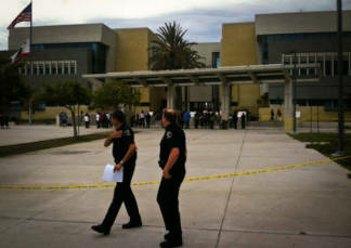A South Gate high school girl dies after being stabbed by an ex-boyfriend.