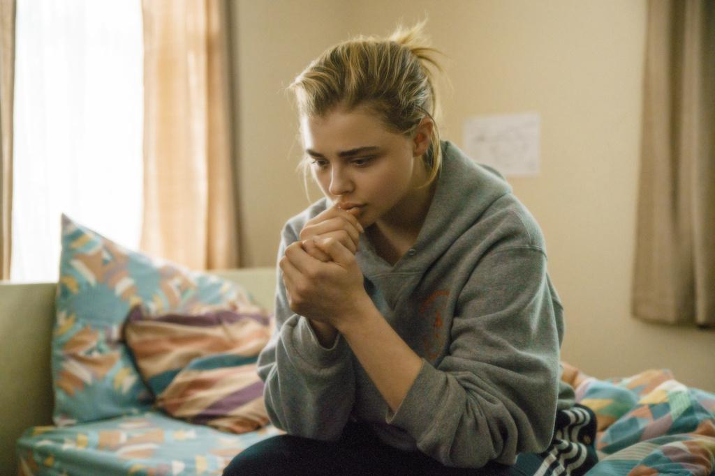 Chloe Grace Moretz stars in