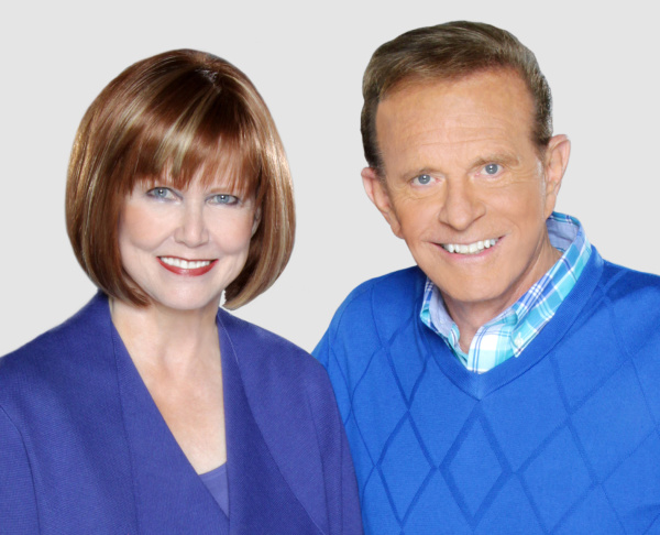 Stephanie Edwards and Bob Eubanks have co-hosted the Pasadena Tournament of Roses Parade for over 30 years. The 2016 parade will be their last.