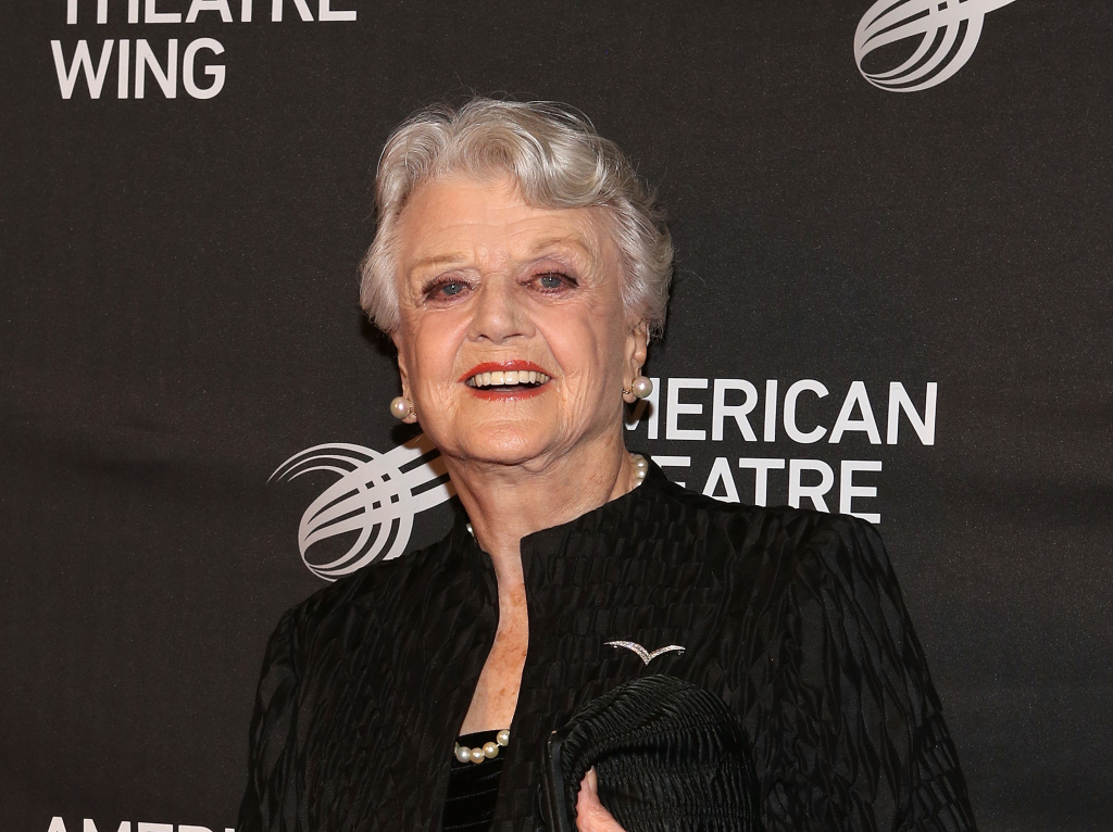 Actress Dame Angela Landsbury attends The 2014 American Theatre Wing Gala Honoring Dame Angela Landsbury on September 15, 2014 in New York, United States.