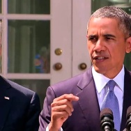 President Obama Speaks on Syria