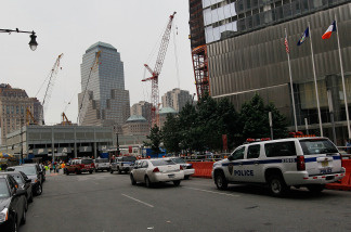 The site for the $100 million Islamic community center is two blocks from where the World Trade Center stood before the terrorist attacks of September 11, 2001, and the proposal has ignited controversy.
