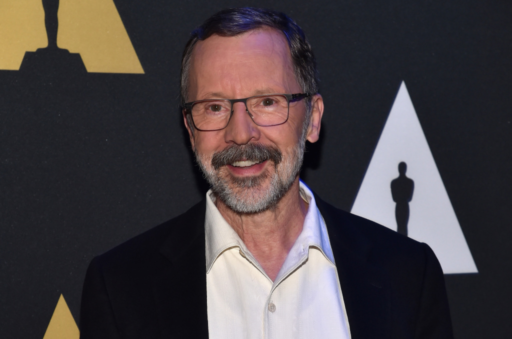 President of Pixar Animation Studios Ed Catmull attends a