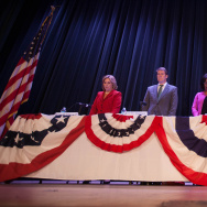 LA Mayoral candidates