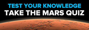 Take the Mars Quiz