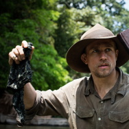 "Charlie Hunnam stars as Percy Fawcett in director James Gray's ""The Lost City of Z,"" an Amazon Studios and Bleecker Street release."