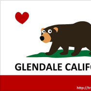 The Glendale Bear's twitter picture