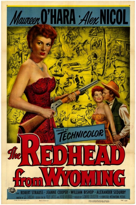 Jeanne Cooper's first movie.