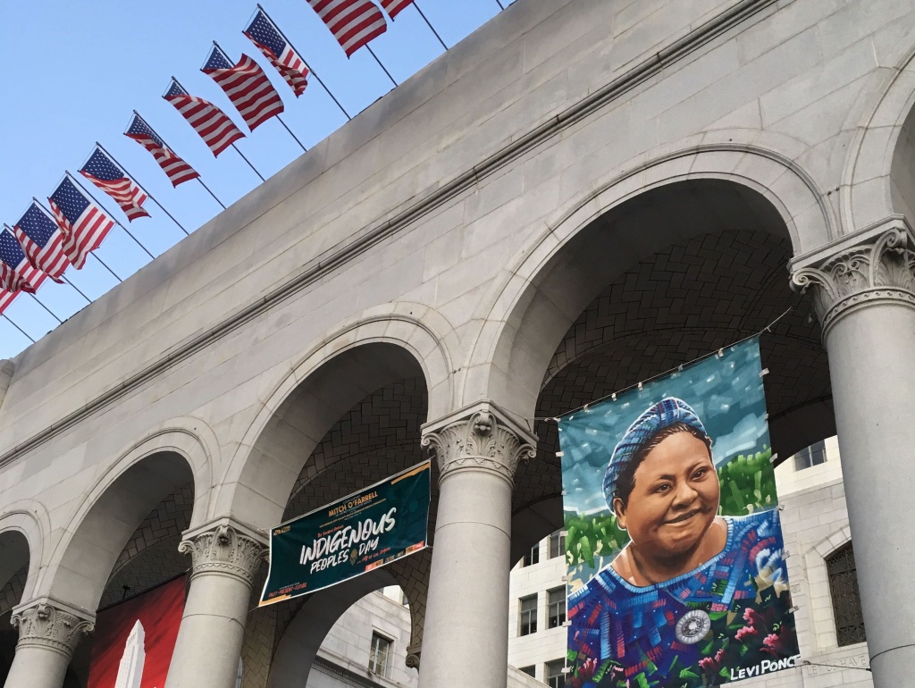 LA's Second Annual indigenous Peoples' Day