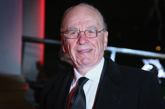 News Corp. owner Rupert Murdoch attends the Night of Heroes ceremony to honour British troops at the Imperial War Museum on December 15, 2009 in London, England.