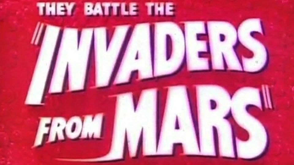 The Red Planet has always had a strong impact on America's imagination. Take a tour through some Martian movie moments.