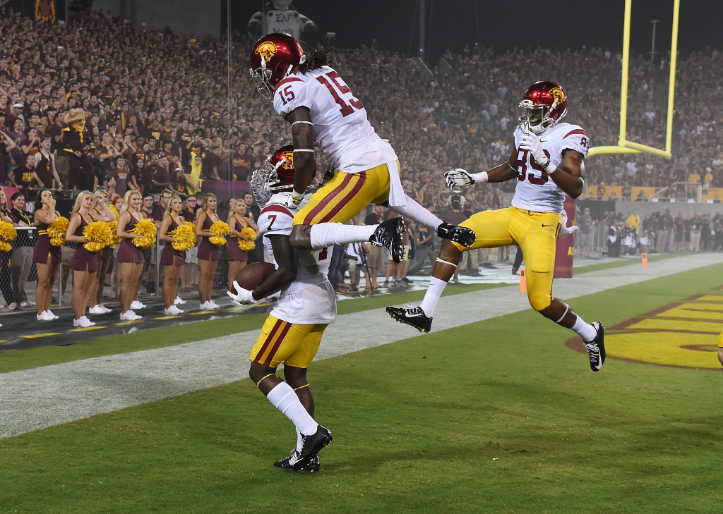 USC to face Penn State in Rose Bowl Game on Jan. 2