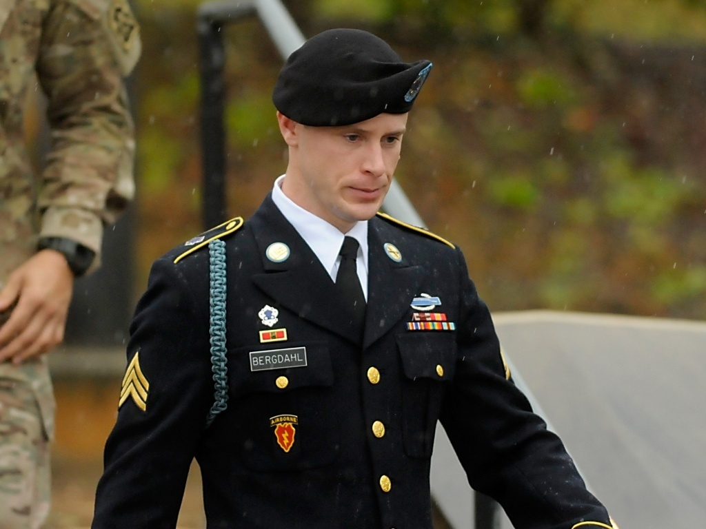 Army Sgt. Bowe Bergdahl was interviewed by screenwriter Mark Boal, who is trying to fend off an effort by the U.S. government to access all of Boal's tapes prior to Bergdahl's trial on desertion charges.