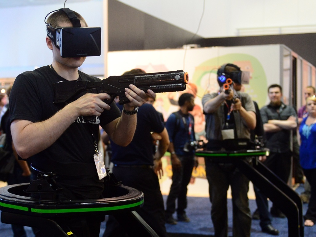 A new Pew study finds that of all online environments, only online gaming is viewed as