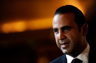 Sam Nazarian, founder and CEO of SBE.