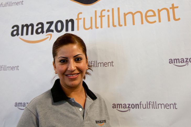 Amazon Fulfillment Center - 4