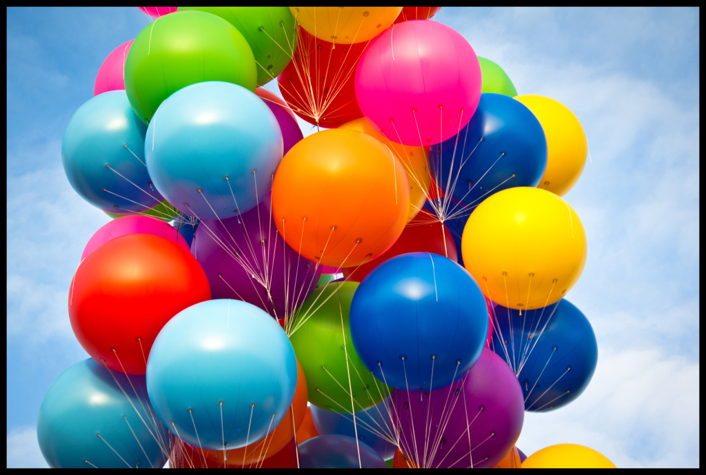 There will be a balloon drop for kids at noon Sunday at the Kidspace Museum.