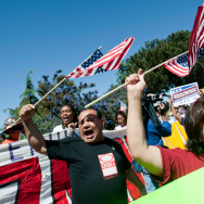 LA Immigration March - 5
