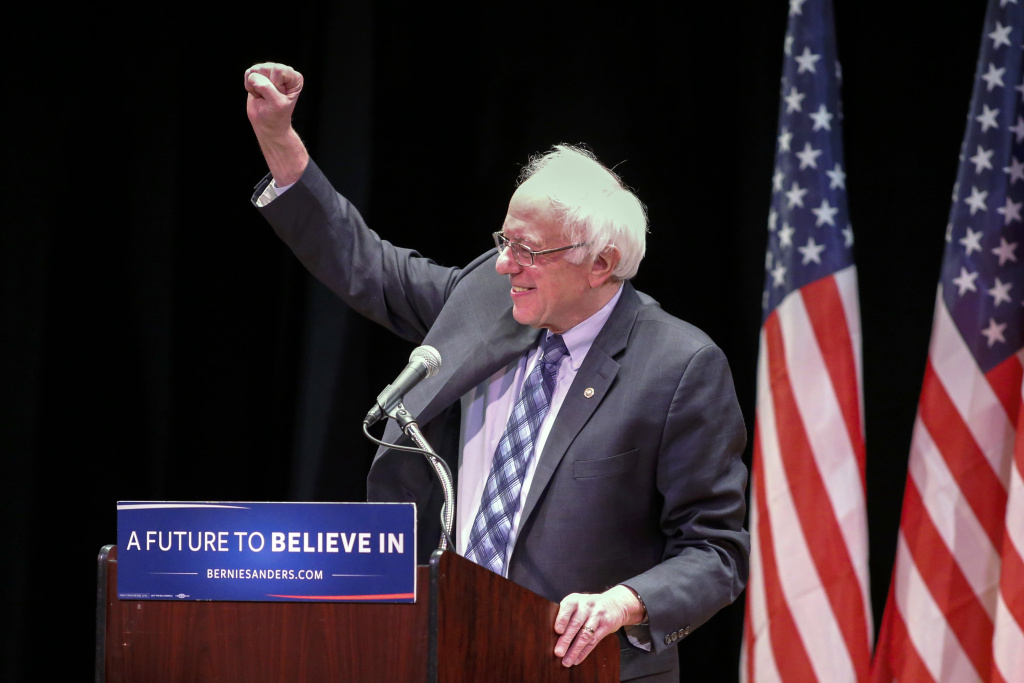 Democratic presidential hopeful Sen. Bernie Sanders requested the analysis of corporate taxes because a major component of his campaign is denouncing what he decries as unfair special treatment of so-called corporate America.