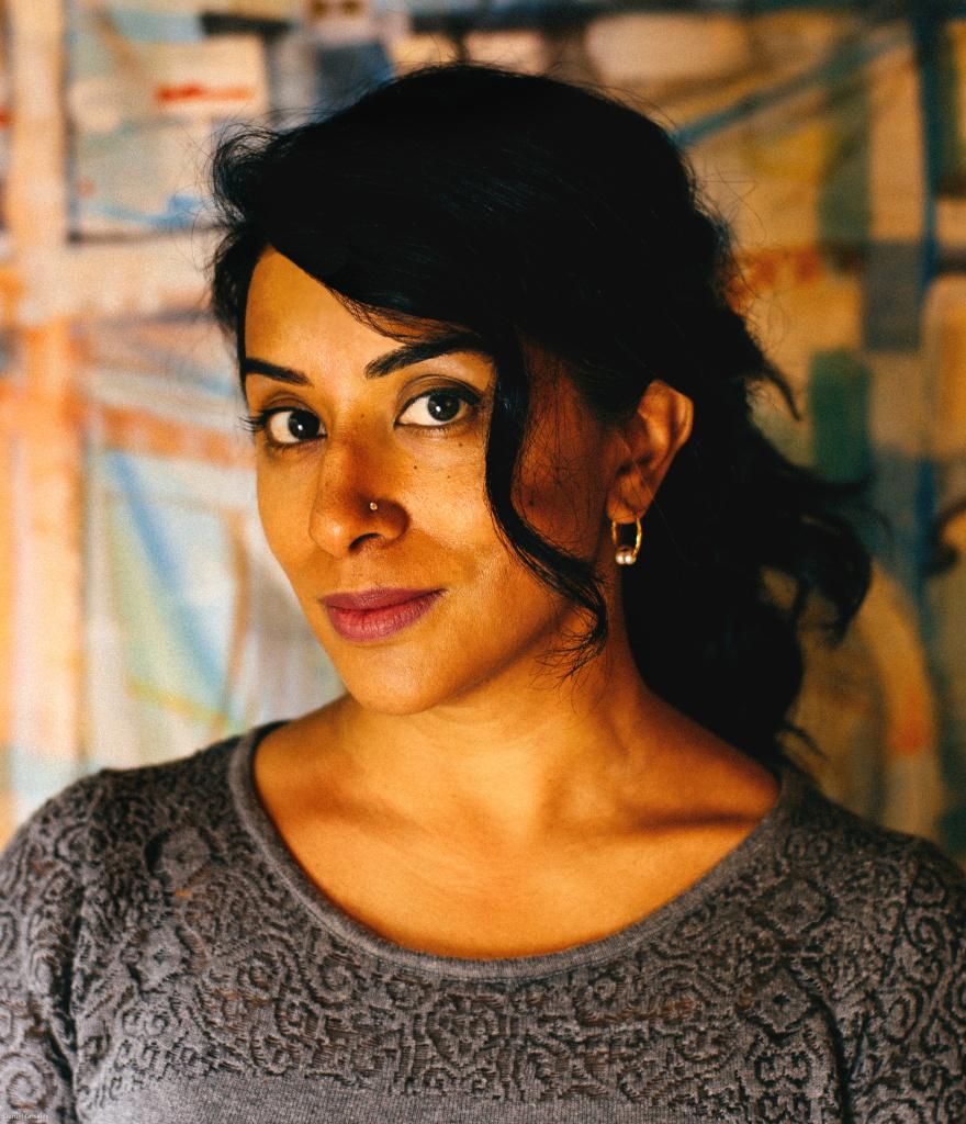 "Author of ""Lucky Boy,"" Shanthi Sekaran"