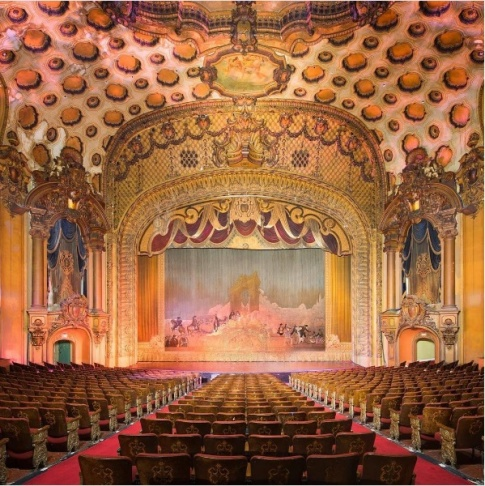 The Los Angeles Conservancy - Last Remaining Seats - Los Angeles Theatre