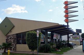 Norm's Restaurant, designed by Eldon Davis