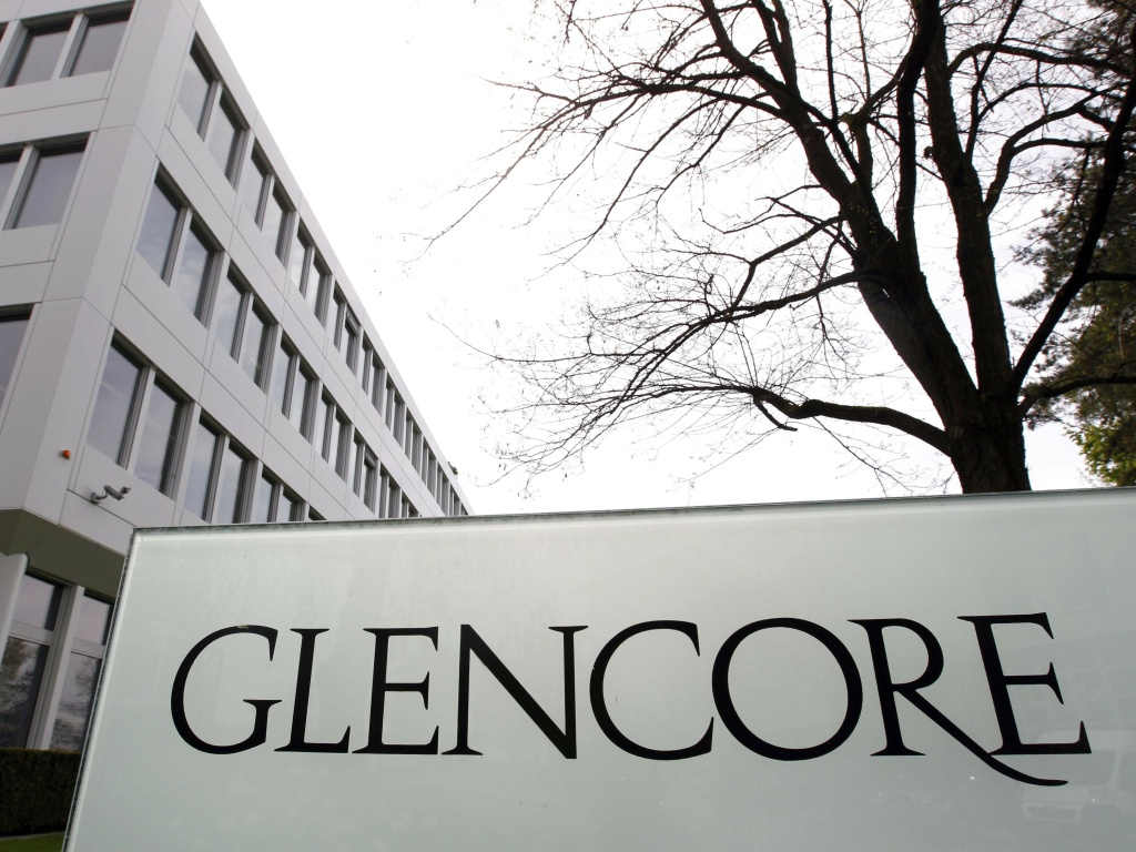 Commodities giant Glencore says a subsidiary has received a subpoena from the U.S. Department of Justice.